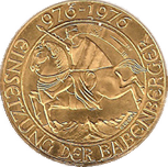 Babenberger Goldmünze