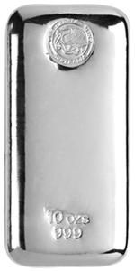 Silberbarren Hersteller Perth Mint