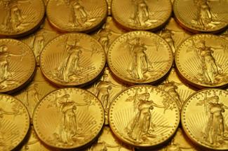Goldmünzen Eagle