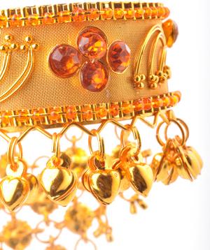 Goldschmuck Arabien