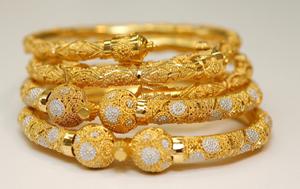 Gold aus der arabischen Welt